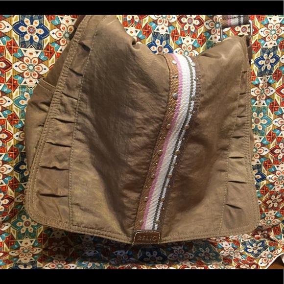 Relic Handbags - Relic's Full Flap Snap Shoulder Bag / Crossbody